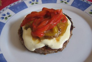 Hamburger alla Melrose