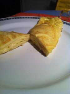 omelette, omelet