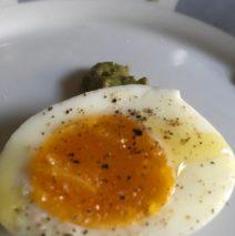 Le uova bollite