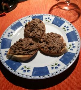 Grostini toscani