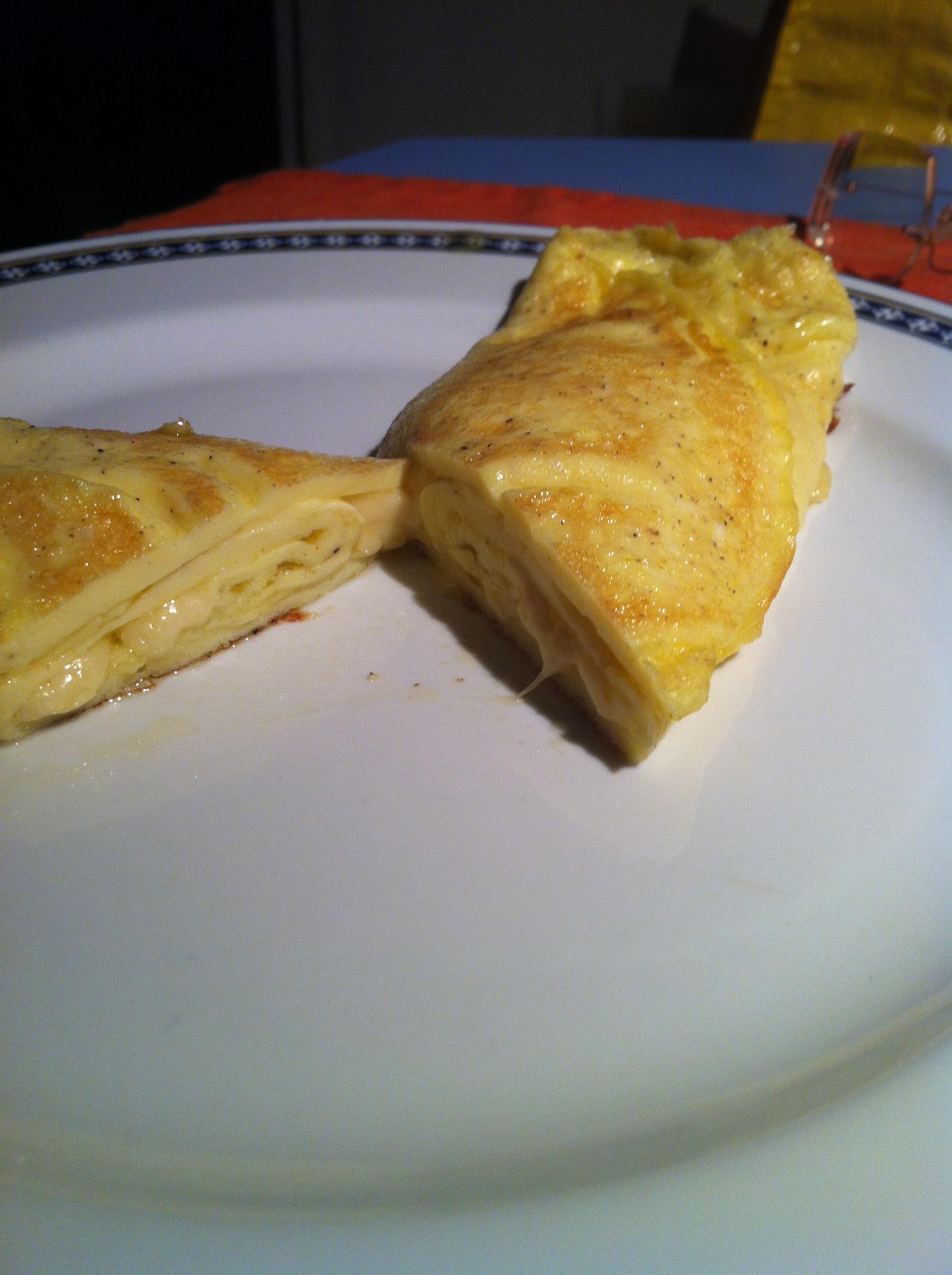Omelette omelet, omeletta!